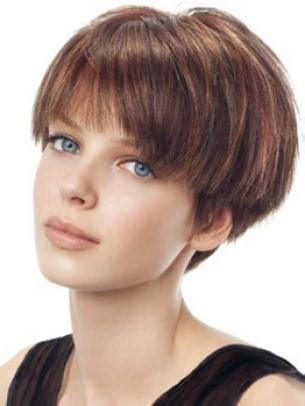 cortes de cabello corto para mujer tipo hongo peinados pelo corto chica