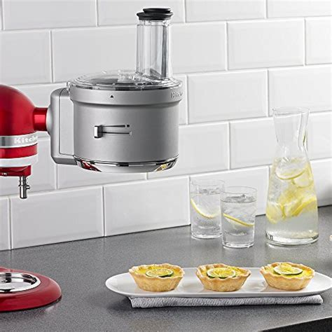 Kitchen Appliances Jeddah Kitchenaid Ksm2fpa Food Processor Attachment With