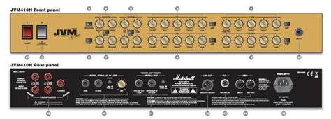 Home Recording Studio Design Tips by Marshall Jvm410h