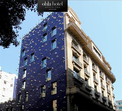 impactantes imagenes de una antigua realidad impactantes fachadas del hotel ohla en barcelona