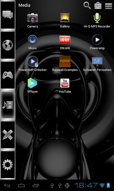 themes smart launcher pro 3 smart launcher theme titanium android apps on google play