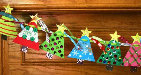 smart bottom enterprises christmas tree banner craft kit