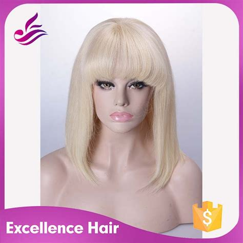 best shoo for blonde hair human hair blonde wigs with bangs natural wigs