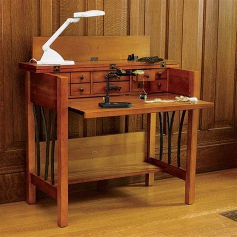 fly tying bench plans free 8 best fly tying images on fishing stuff fly