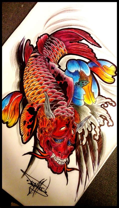 japanese koi tattoo designs free 17 best in ideas images on