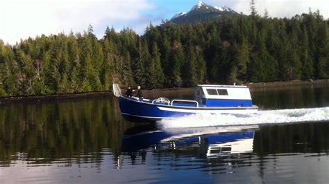 bowpicker boat 36 winterhalter bowpicker sea trial youtube