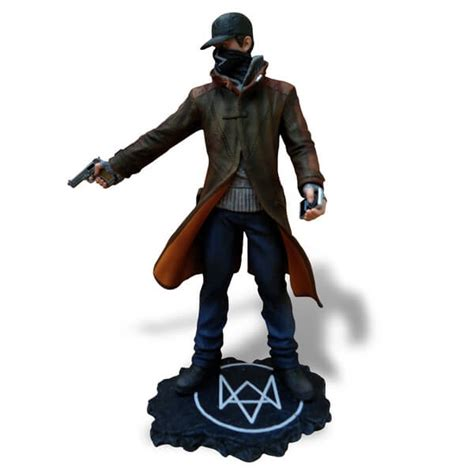 dogs aiden pearce dogs aiden pearce statue merchandise thehut
