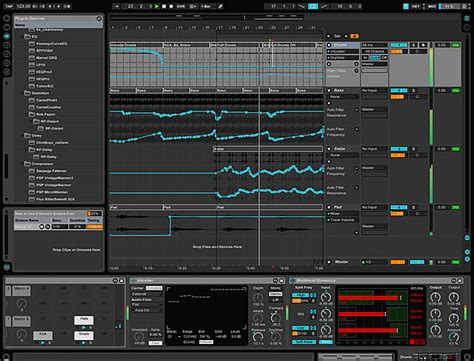 themes for ableton live 9 dark grey ableton live theme jeremy latham