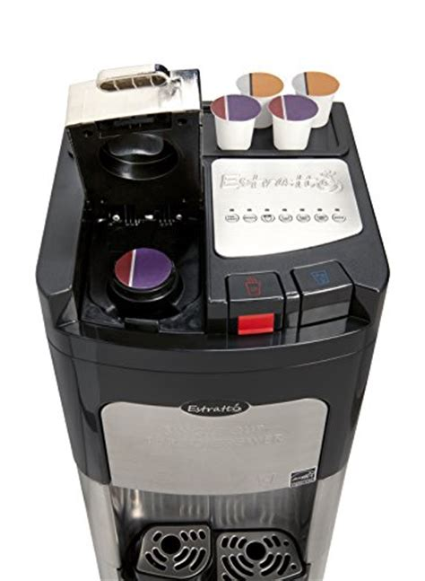 Viva Coffee Maker & Water Cooler, K Cup Compatible, a True   Import It All