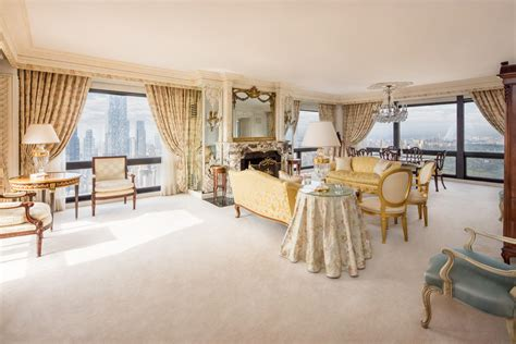 inside trumps penthouse trump tower penthouse for sale inside a trump tower apartment
