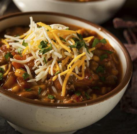 Sw Chili Beans 425gr bison chipotle chili colorado country magazine
