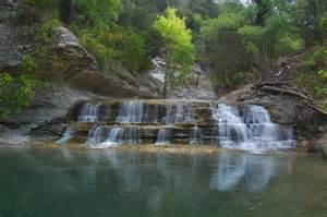 Garden Ridge Killeen Tx Belton Lake Dam Pond Of Chalk Ridge Falls Park