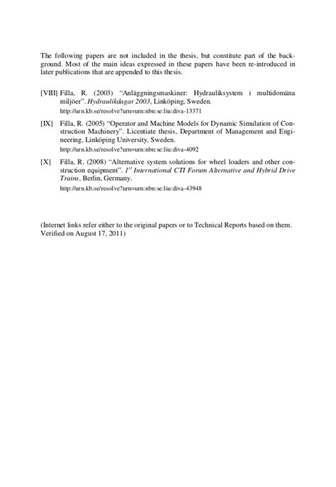 Simulation Thesis Topics by Thesis Simulations Etdlibtutr X Fc2