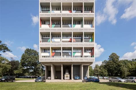 Le Corbusier Wohnmaschine by Le Corbusier A F A S I A