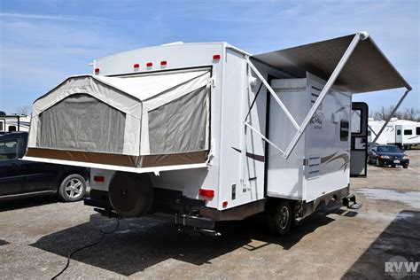roo awning 2014 forest river rockwood roo 23ikss hybrid cer the