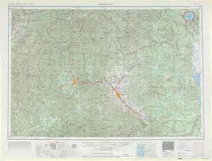 maps medford oregon medford topographic maps or usgs topo 42122a1 at 1
