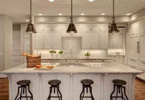 pendants for kitchen island contemporary kitchen with darien metal pendants the