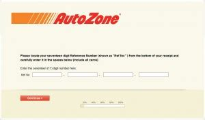 Autozonecares Com Sweepstakes - autozonecares com autozone customer satisfaction survey sweepstakes