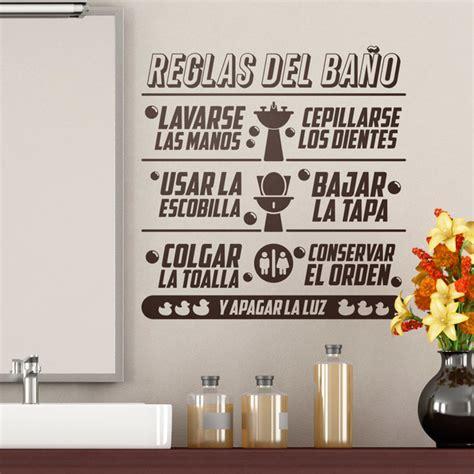 adesivi murali per bagno sticker murali bagno regole da bagno stickersmurali