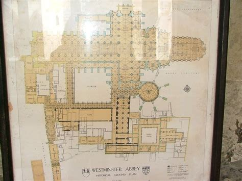 westminster abbey floor plan 20 best historic building floor plans images on pinterest