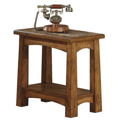 riverside furniture craftsman home entertainment dresser riverside furniture craftsman home chairside table with