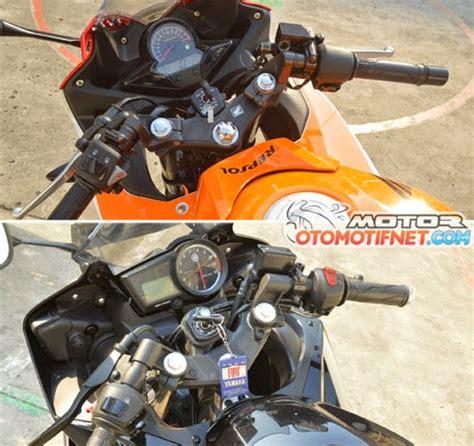 Saklar Cbr 150 bluspit moto r15 vs cbr150 desain