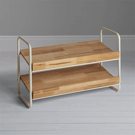 Shoe Cabinet Lewis by Buy House By Lewis 2 Tier Shoe Rack Lewis