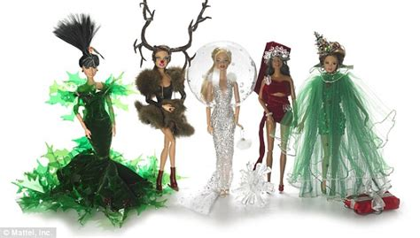 barbie edgiest iconic doll style revamp london fashion week daily