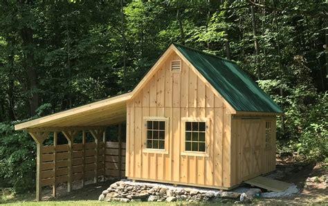 vermont custom sheds custom sheds barn style shed