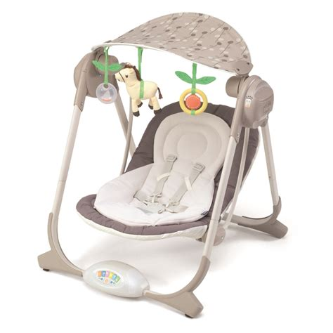 chicco swing chicco polly swing 2014 natural buy at kidsroom brand