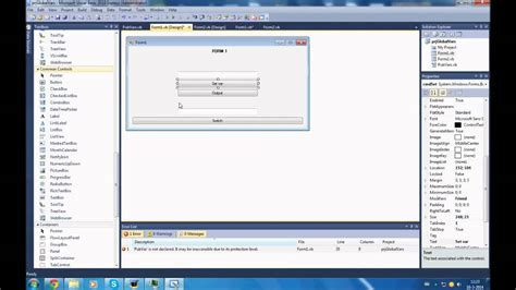 module pattern global variables visual basic vb share global variables between multiple