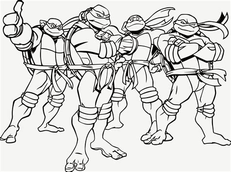 free turtle coloring pages printable coloring pages mutant turtles
