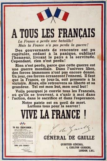 le francais dans tous 2757859994 171 a tous les fran 231 ais 187 l affiche de londres histoire