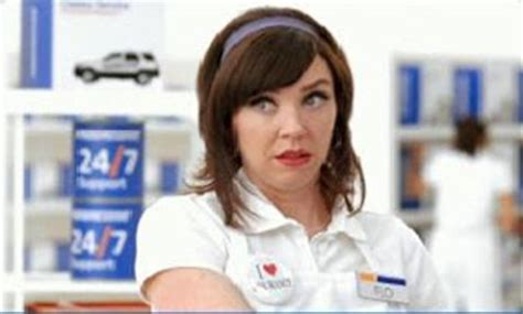 flo new hairstyle commercial you just keep on believing that i have a new tv