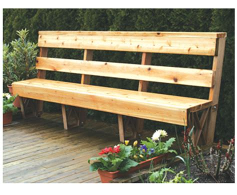 bench brackets for deck deck bench bracket peak products canada