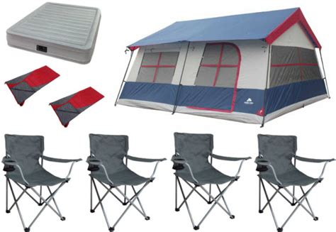 ozark trail 3 room vacation home tent 1sale coupon codes daily deals black friday