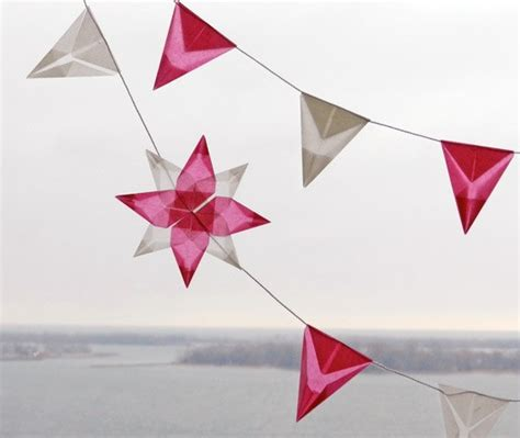Origami Paper Kites - 222 best images about window on