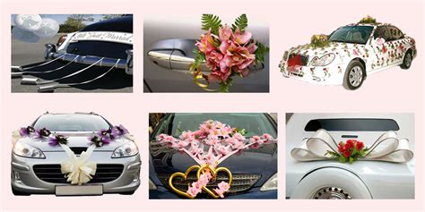 Car Decorations by Wedding Car Decoration Ideas Memes