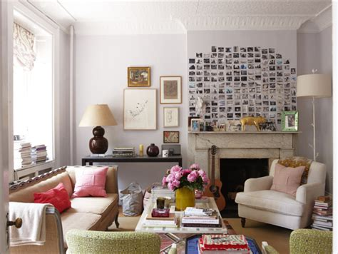 How To Display Without A Fireplace by Alternative Stylish Ways To Display Photos