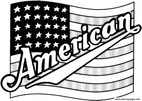 pages american flag printable american flag coloring pages printable
