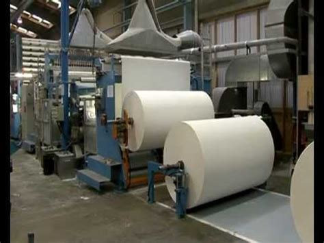 How To Make Paper In Factory - manufacture this toilet paper