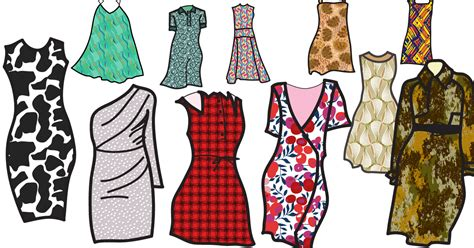fashion design patterns where do patterns go part 1 fashion design artlandia blog