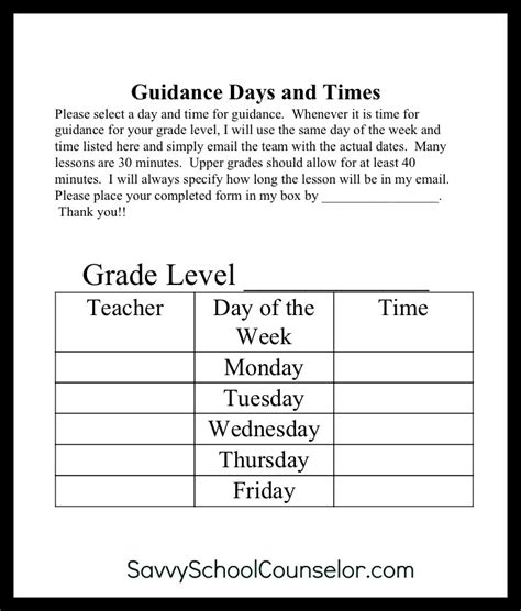 school counselor calendar school counseling counseling and teaching on
