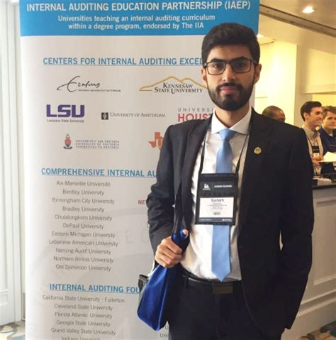 Lau Mba Admission by Lau Gains Recognition In International Audit