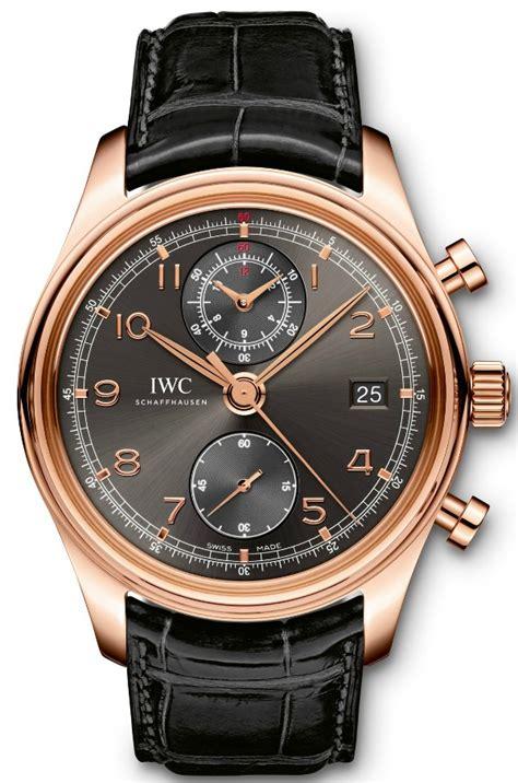 iwc portuguese chronograph classic ablogtowatch