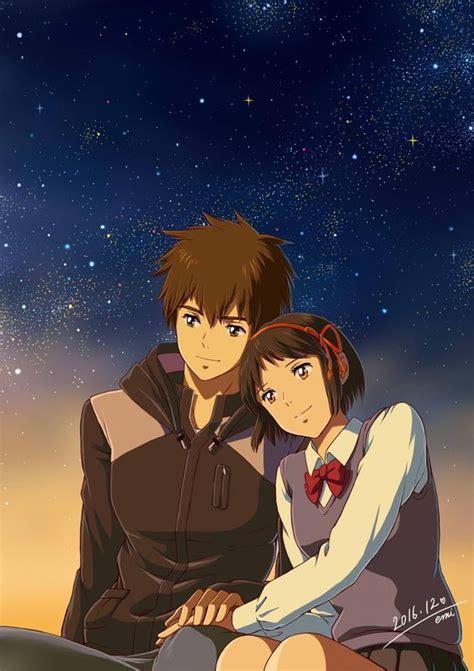 anime love bird anime   anime kimi  na wa