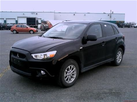mitsubishi rvr 2012 2012 mitsubishi rvr se orleans ontario used car for sale