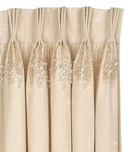 shimmer curtain luxury bedding by eastern accents