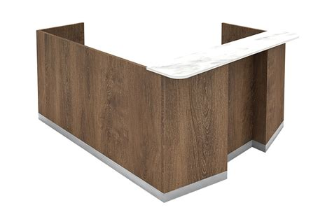 Arnold Reception Desk Reception Desk Arnold Contract