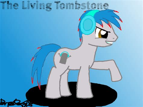 Living Tombstone Wallpaper by The Living Tombstone By Derpydash98 On Deviantart